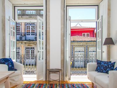 Photo for Liiiving in Porto | Blue Flower Apartment