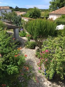 Photo for Charming house rental in Ile de Ré (Saint-Clément-des-Baleines)