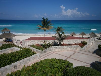 Photo for 5 Stars Resort, Beach Front, Cancun - Best Value in the Tourist Zone