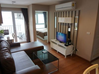 Photo for Belle Grand Condo. Walk to Central Plaza