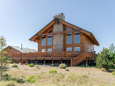 Photo for Two Bears Lodge at Panguitch Lake