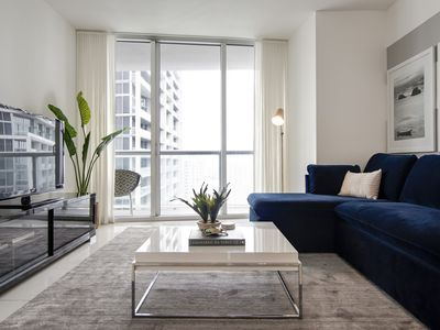 Photo for Sextant's W Miami Condo - 1 bedroom on Brickell Ave, 10 mins to South Beach