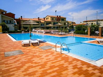 Photo for Great Apartment in Residence with Pool for Adults and Children - Caorle - Venice