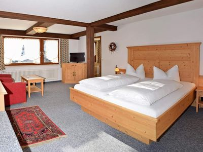 Photo for Double room B, 3. 1 without balcony - The Berghof