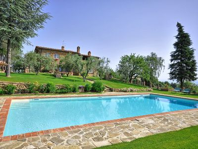 Photo for Molino del Calcione Villa, Sleeps 10 with Pool