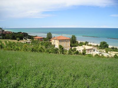 Photo for Apartment a stone's throw from the sea and in the countryside