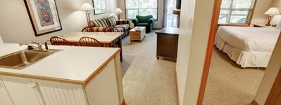 Photo for Aspens On Blackcomb One Bedroom Standard / Superior WHISTLER