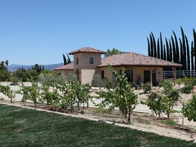 Photo for Beautiful wine country villa!
