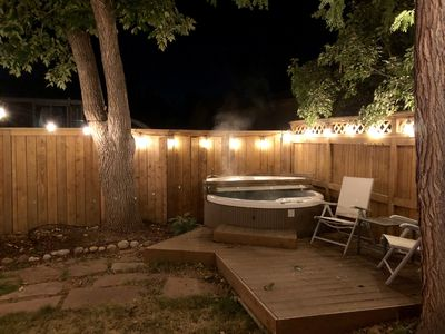 Photo for A Mountain Escape - Large Cozy Home w/ Hot Tub - Sleeps 8