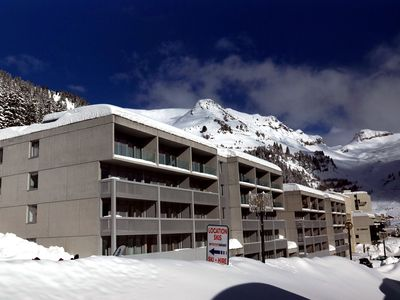 Photo for Apartment 3 rooms comfort for 6/7 people, close to shops and ski slopes