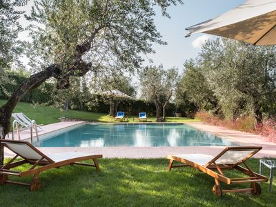 Photo for 7 bedroom Villa, sleeps 14 with Air Con and FREE WiFi