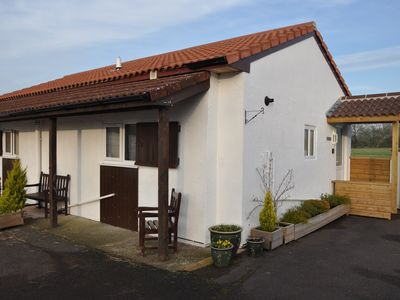Photo for Stable Cottage in the Village of Mark