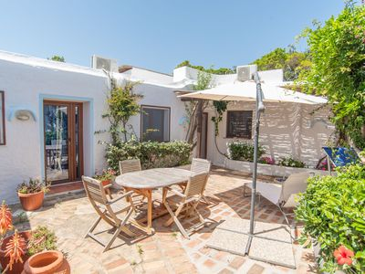 Photo for Studioapartment Close to the Beach with Garden; Parking Available, Pets Allowed