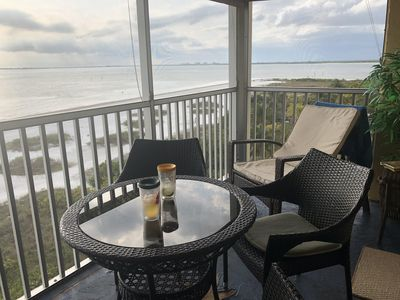 North-end Updated Vacation Villa Condo, Fabulous Gulf View