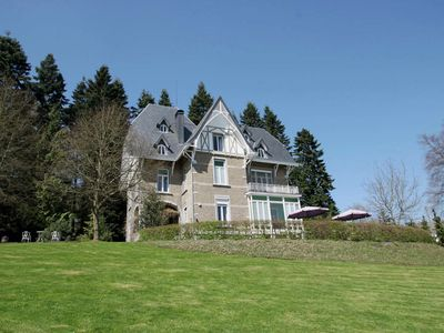 Photo for Spacious Pet-friendly Castle in Stavelot