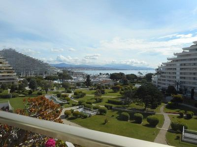 Photo for Apartment Villeneuve-Loubet, 2 bedrooms, 4 persons