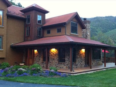 Photo for Spectacular Luxury Custom Home in Glenwood Canyon!