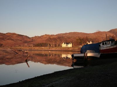 Photo for Glenelg - Beautiful highland home with spectacular views to Skye