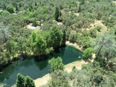 Photo for Discover Rural  Lake Farm on 100 Acres Granite Bay, CA, Events/Getaways
