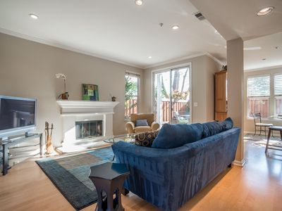 Photo for Furnished Corporate Townhouse In Menlo Park-Great Access Facebook & Stanford