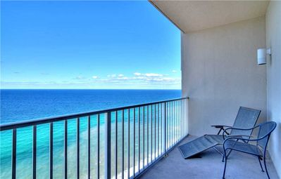 Photo for 26th Floor - 1BR - Close to Pier Park/Shopping/Movies - GULF FRONT
