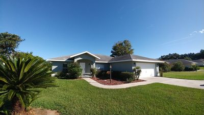 Photo for Three Bedroom Golf & Family poolhome 1571