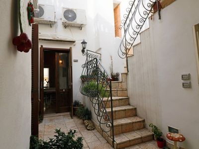 Photo for Air-Conditioned Apartment In Historic Centre with Rooftop Terrace & Wi-Fi; Parking Available, Pets Allowed
