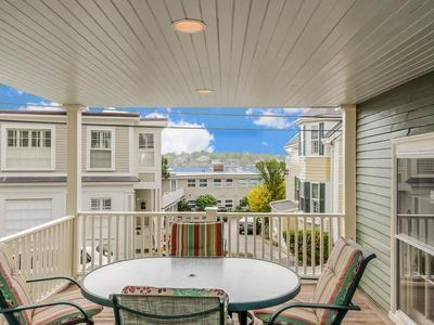 Photo for Sweeping Harbor Views, Private Deck, Historic District, Walk To Everything!