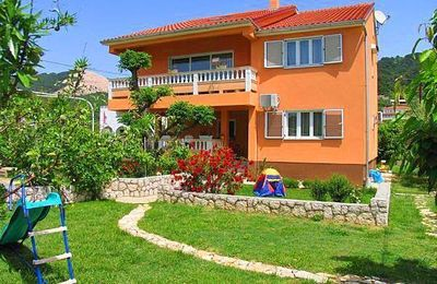 Photo for Holiday apartment Barbat na Rabu for 4 persons with 2 bedrooms - Holiday apartment