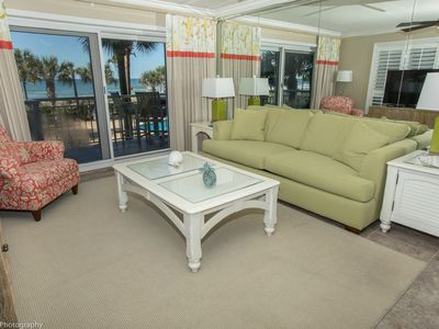 Photo for Destin Towers 21 is a renovated 2 BR on the Gulf - Absolutely Stunning - Sleeps 6