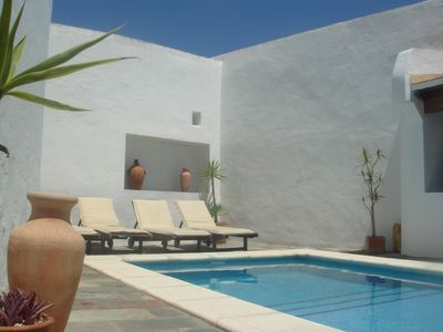 Photo for Beautiful Moorish Town House with Private Pool and Roof Terrace