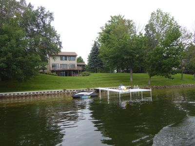 Lakefront property in resort community, Year round