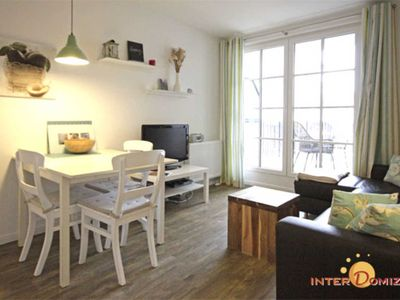 Photo for FeWo Godewind A 1. 08 Ref. 128676 - House Sea View Apartment Godewind A 1. 08 Ref. 128676
