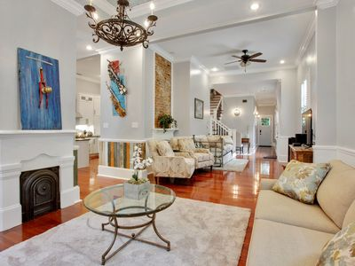 Photo for Upscale and Artistic Luxury Home, near the Quarter