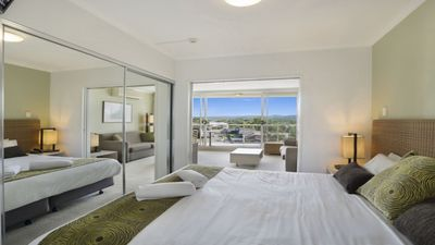 Photo for HINTERLAND LUXURY - 1 Bedroom Hinterland View Apt