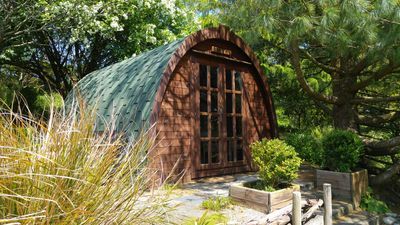 Photo for 'Juniper' The Cosy Pod at The Greenhouse Spa Retreat - Glamping Cornwall
