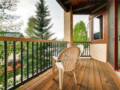 Photo for Inviting Summer Mountain Condo w/ Private Balcony, Pool & Hot Tubs!