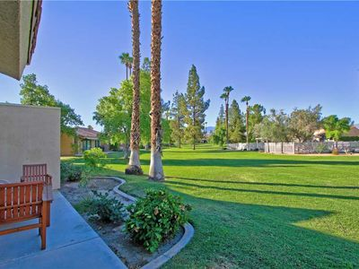 Photo for PS718 - Palm Desert Resort CC - South Facing Garden and Pool Location