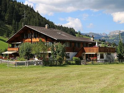 Photo for Apartment Baumerhus in Gstaad - 2 persons, 1 bedrooms