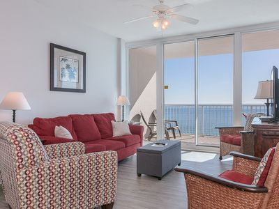 Photo for HAVE A BALL with Kaiser in Lighthouse #1408: 2 BR/2 BA Condo in Gulf Shores Sleeps 8