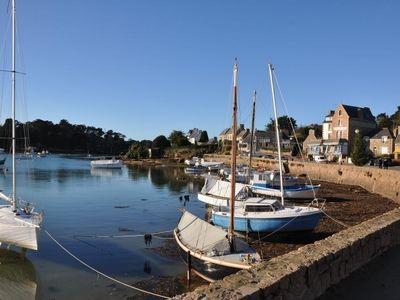 Photo for House at 50m from the picturesque marina of Ploumanac'h in PERROS-GUIREC