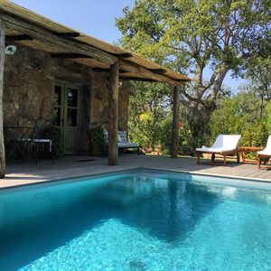 Photo for Casa Zia Lucia, Bergerie private heated pool 5 min from Santa Giluia