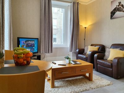Photo for NEST4U SERVICED   APARTMENTS - COSY 2 BEDROOMED FLAT AVAILABLE
