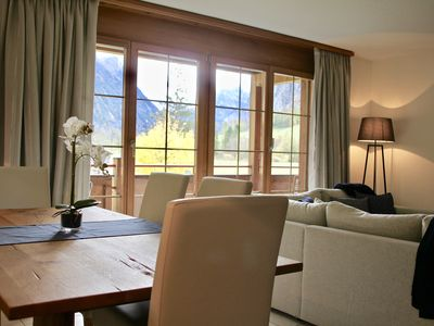 Photo for Chalet Edelweiss: Spacious Luxury, Stunning View