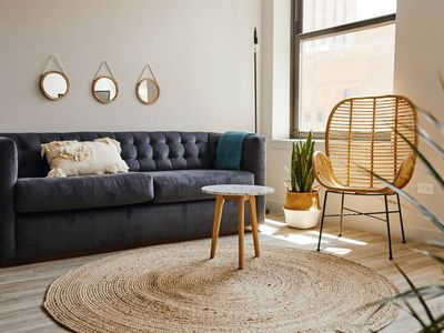 Photo for Eero Ease - Bright 1 Bed in the Loop by Short Stay