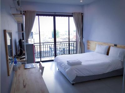 Photo for Studio Apartment with Balcony in Chiangmai (RR-26)