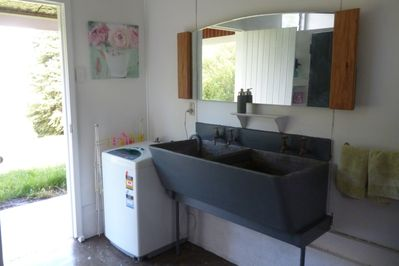 Bathroom /laundry