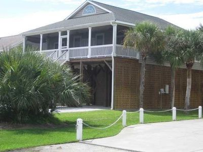 Photo for Beautifully Decorated & Comfortable Edisto Beach House With All Of The Amenities