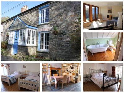 Photo for Family Friendly Cottage, Bodmin Moor, Camelford,Tintagel, Poldark Cornwall