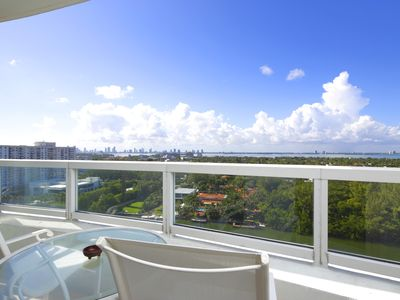 Photo for Gorgeous 2 bedroom suite at the Fontainebleau Free Spa Passes and Valet